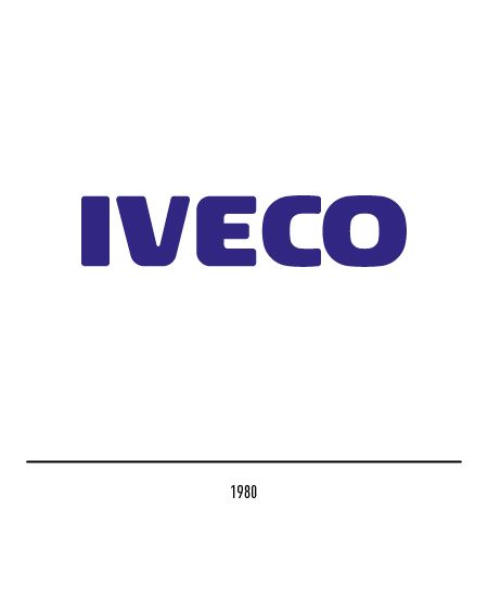 Iveco Logo - The Iveco logo - History and evolution