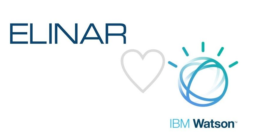 IBM Watson Logo - Elinar reached the finals of the IBM Watson Build global challenge ...