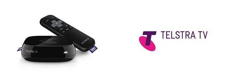 Telstra TV Logo - LogoDix