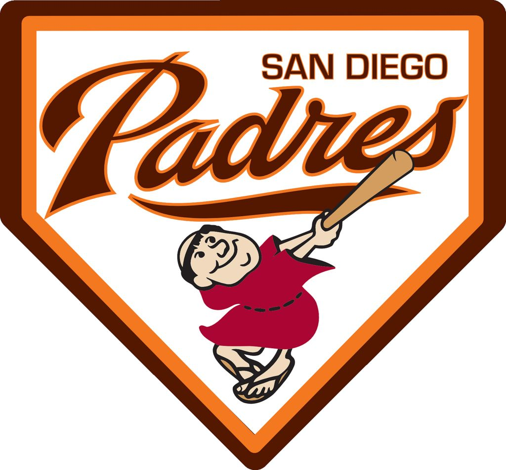 Padres Old Logo - San Diego Padres: Primary Logo 2.0 | PMell2293 | Flickr