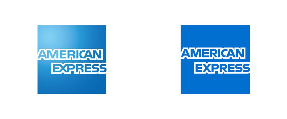 American Express Logo - Brand New: New Logo and Identity for American Express by Pentagram