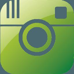 Green Instagram Logo Logodix
