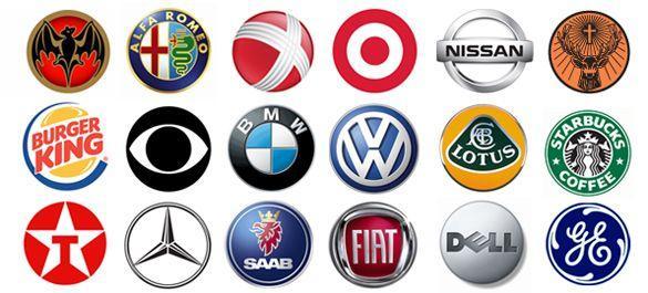 Red Circle Car Logo Logodix