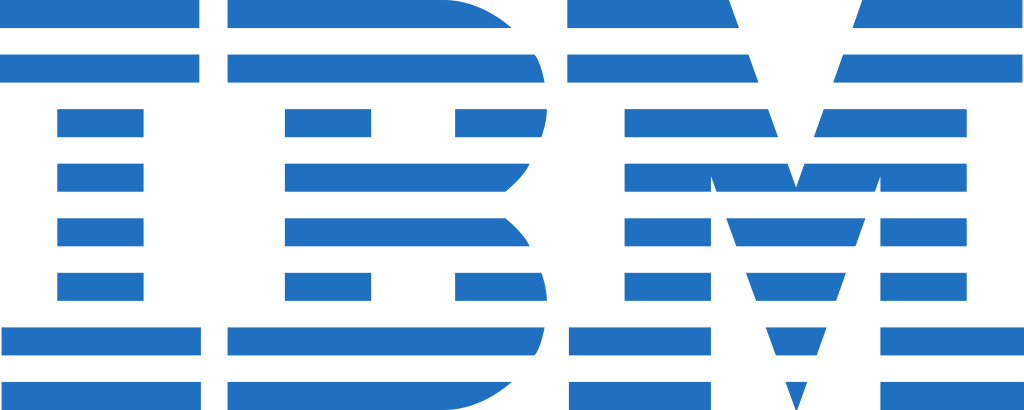 IBM Logo - File:IBM logo.svg