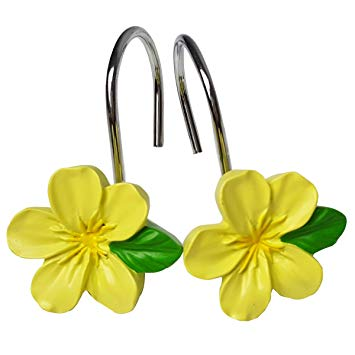 Yellow Flower Shaped Logo - Amazon.com: Cyrra Yellow Flower Shaped Rust Resistant Decorative ...