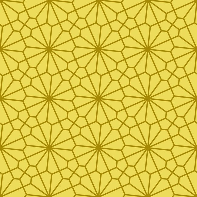 Yellow Flower Shaped Logo - Yellow Flower-shaped Pattern, Yellow, Flower, Pattern PNG and Vector ...