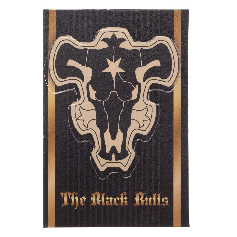 Black Clover Black Bull Logo Wallpaper Free Template Ppt Premium Download 2020