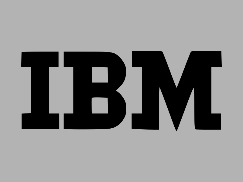 IBM Logo - Case Study: The IBM Logo Evolution