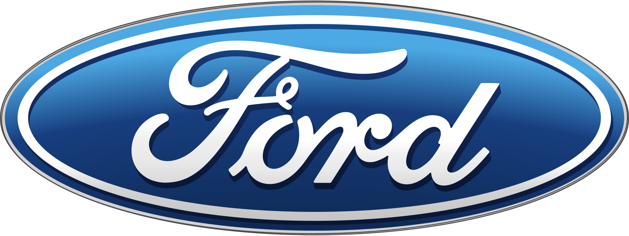 Ford Logo - File:Ford Motor Company Logo.svg - Wikimedia Commons