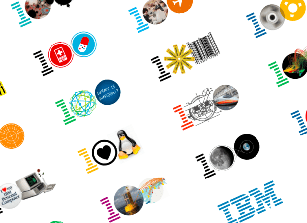 IBM Logo - How to design an enduring logo: Lessons from IBM and Paul Rand — Quartz