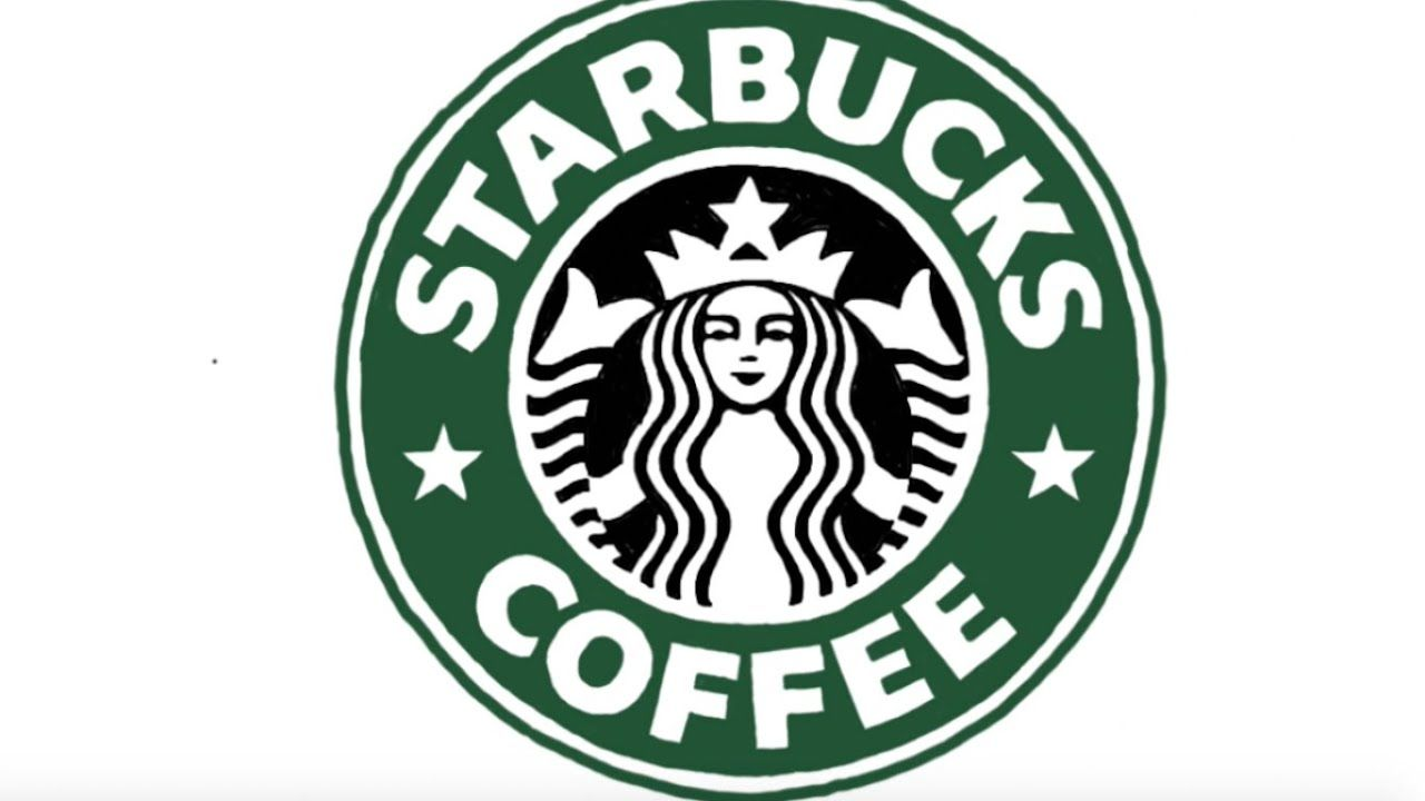 Starbucks Logo - Starbucks logo - YouTube