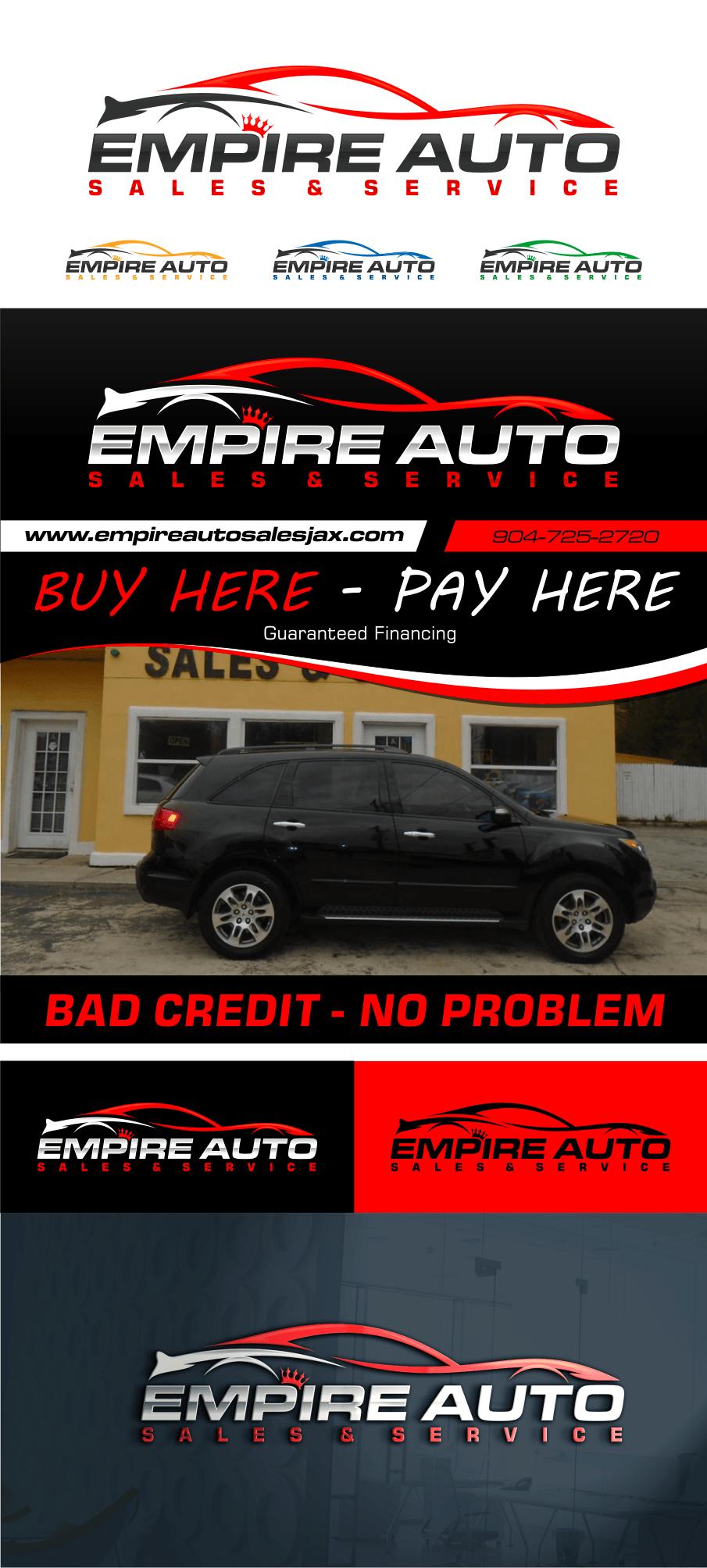 Empire Auto Sales >> Auto Sales Service Logo Logodix