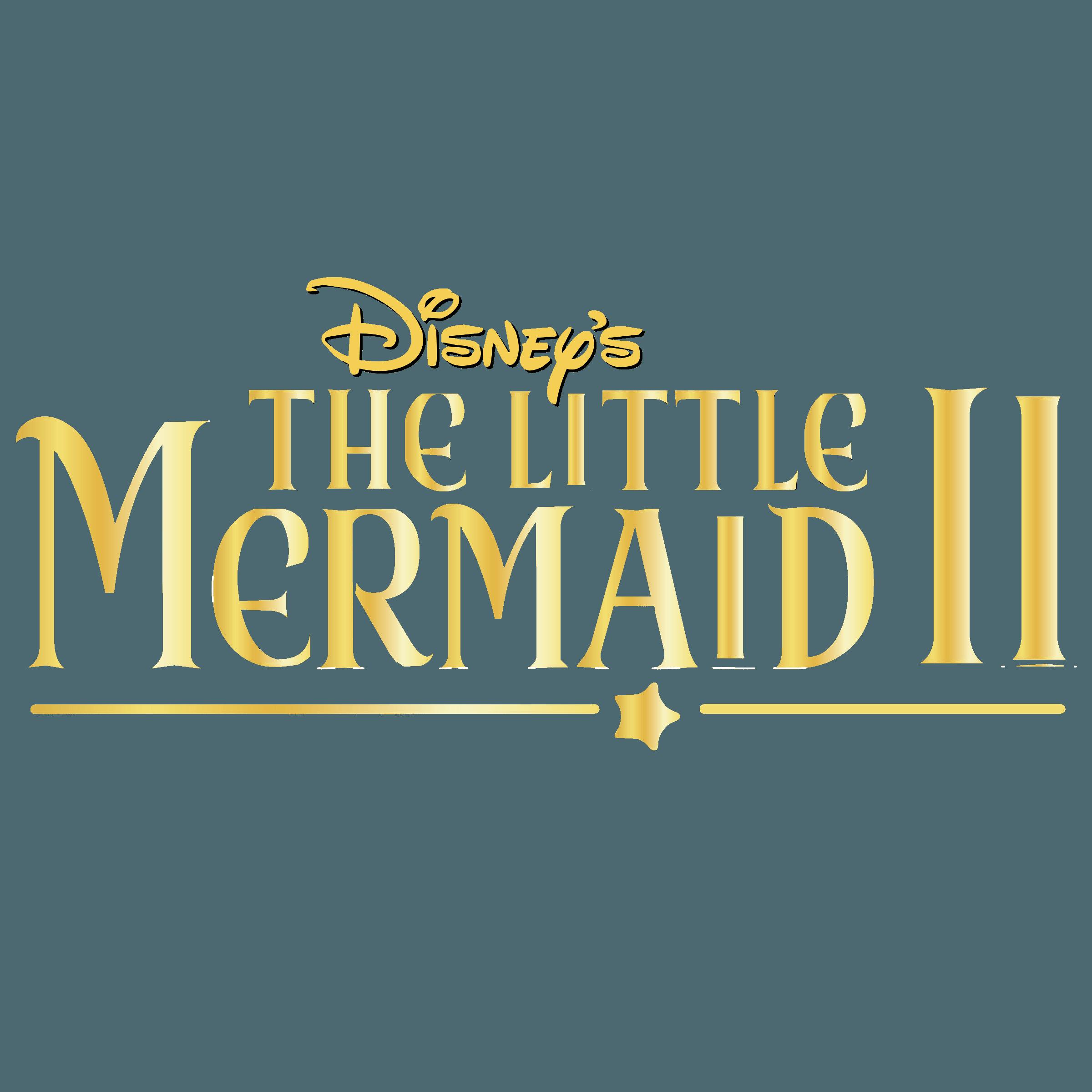 Disney Little Mermaid Logo - LogoDix