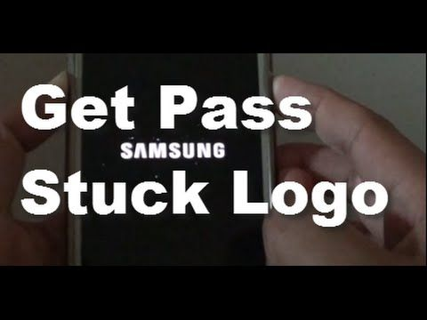Samsung Galaxy Note Logo - Samsung Galaxy S5: What to Do When You are Stuck at Bootup Samsung ...