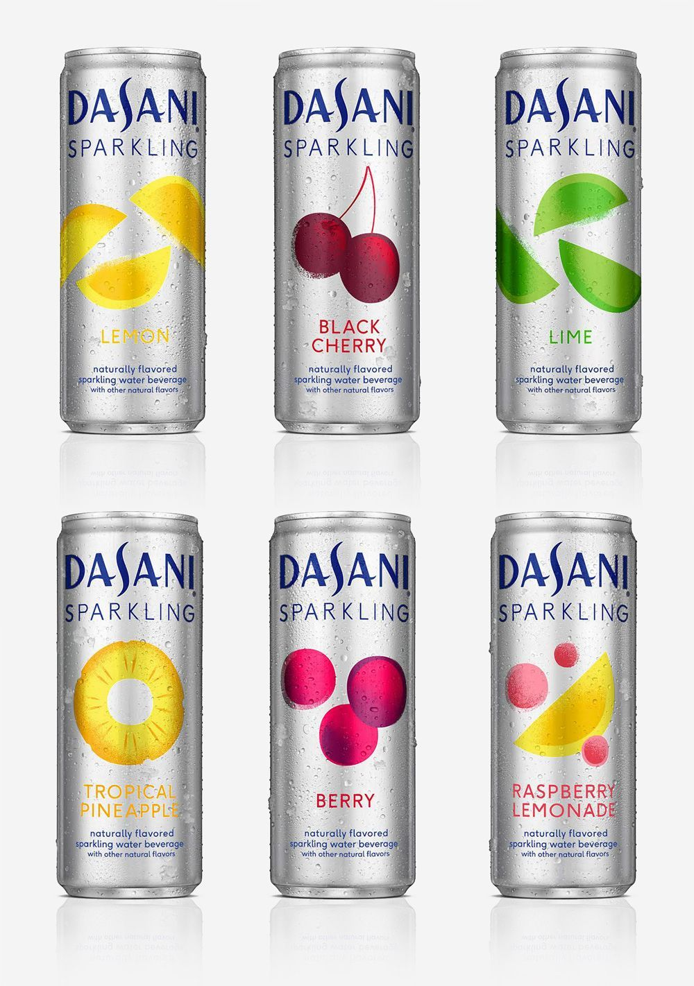 Dasani Logo - New Logo and Packaging for Dasani Sparkling by Moniker | Brand New ...