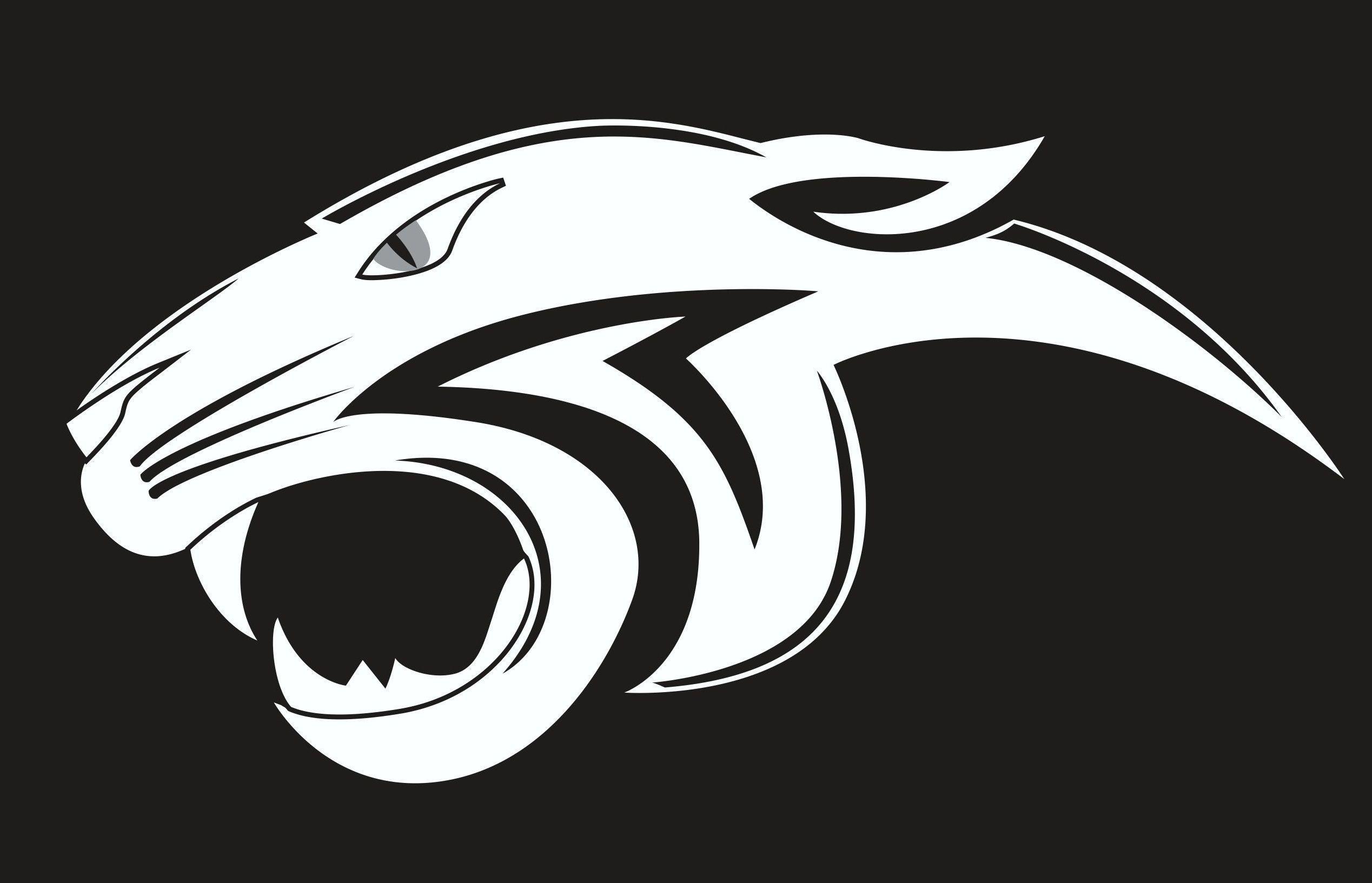 Panther Head Logo - LogoDix