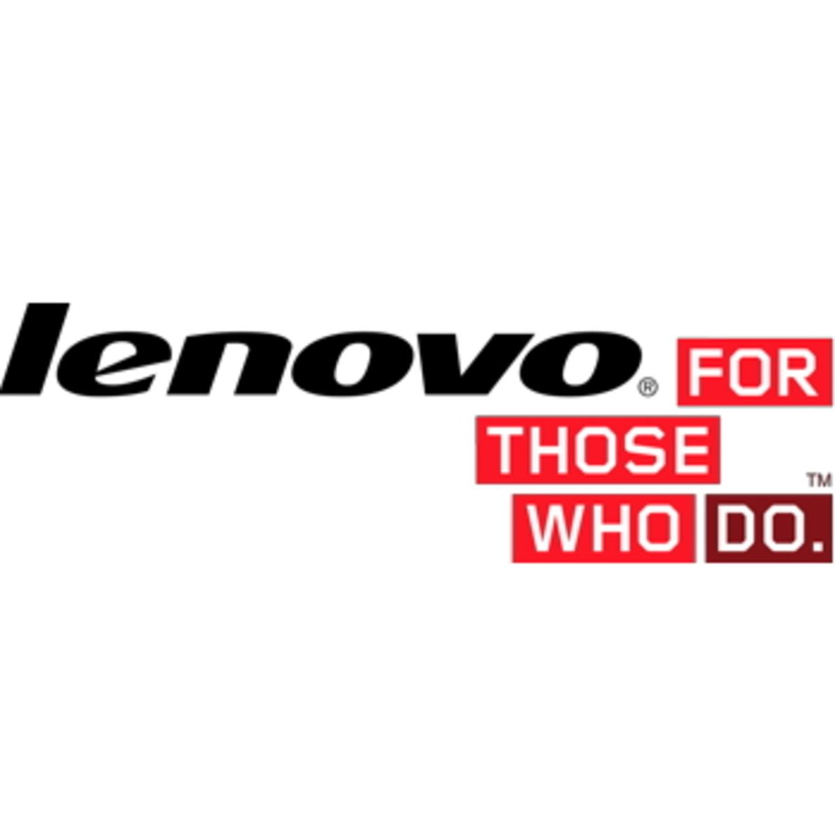 Lenovo Logo - Lenovo sells four devices a second - sets new records - PC Retail