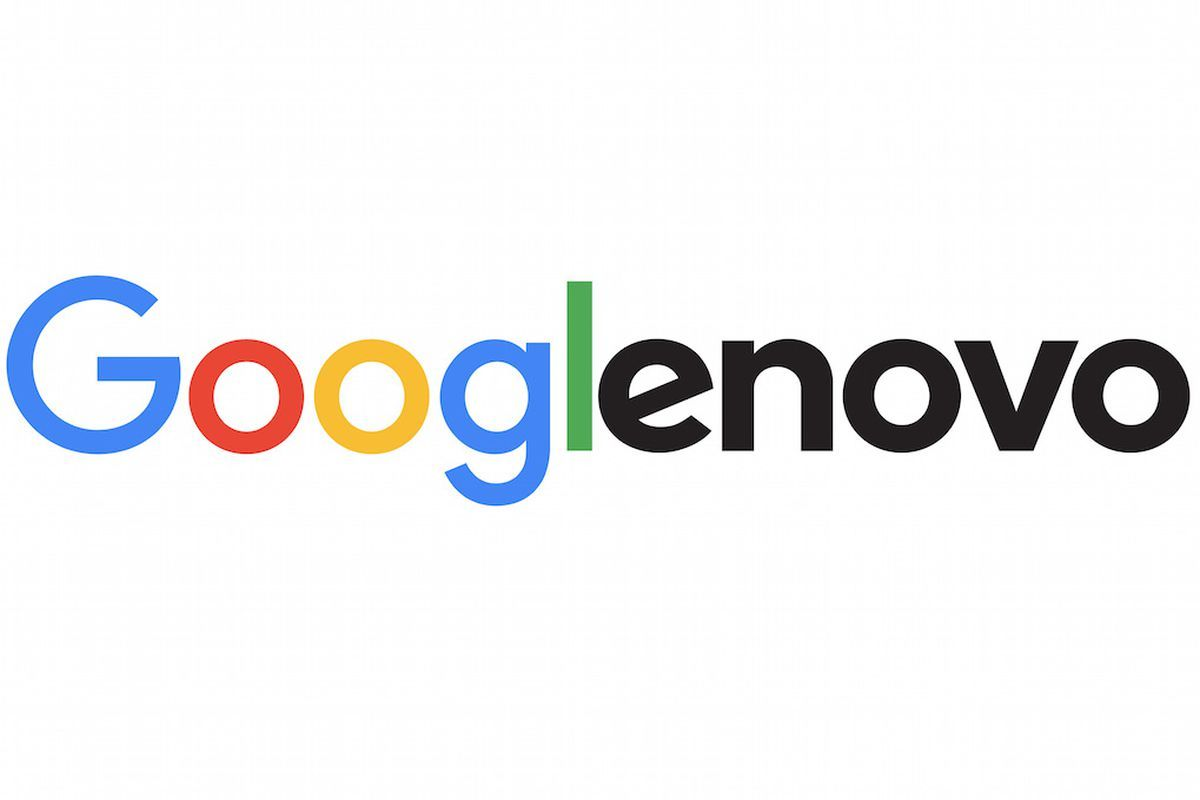 Lenovo Logo - Google and Lenovo fell in love with the same 'e' - The Verge