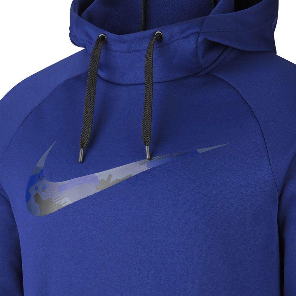 nike therma camo swoosh hoodie