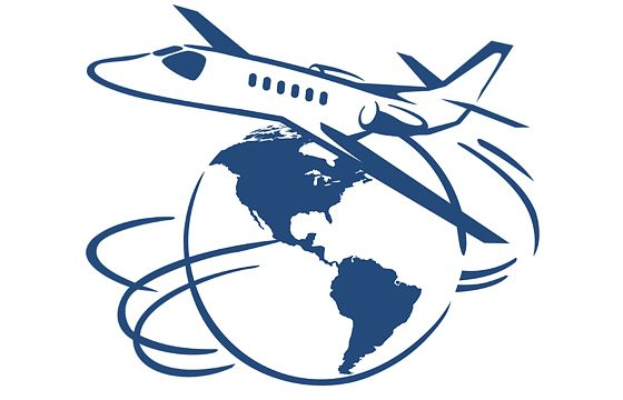 Airplanes Logo - Charter Flights