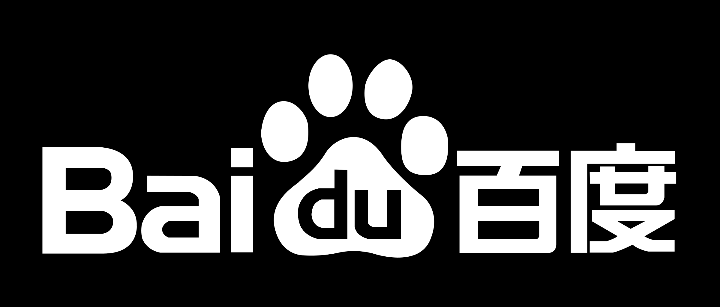 Baidu Logo - Baidu Logo PNG Transparent & SVG Vector - Freebie Supply
