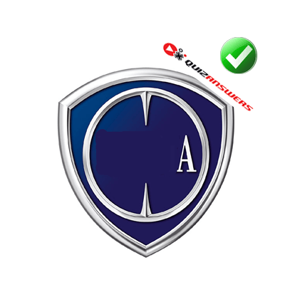 Blue and Silver Car Logo - Circle car Logos