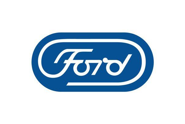 Ford Logo - Paul Rands Unused Ford Logo from 1966