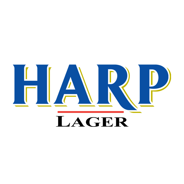 Harp Beer Logo - Beers | The Irish Harp