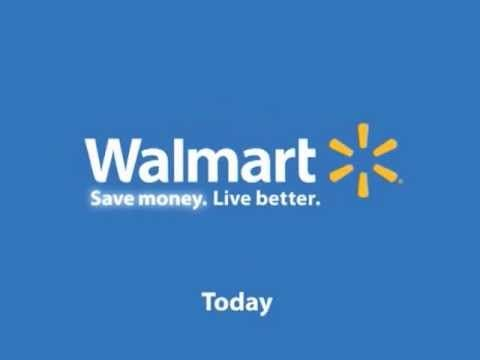 Walmart Logo - Walmart Logo Animation - YouTube