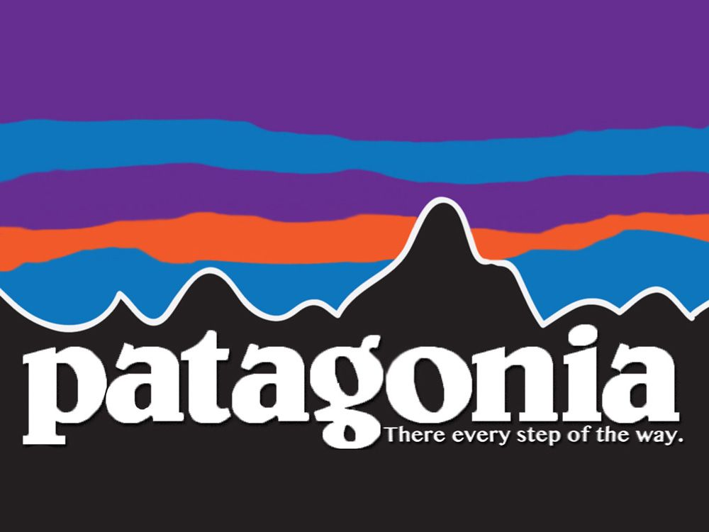 Patagonia Logo - logo Patagonia | All logos world in 2019 | Logos, Patagonia ...