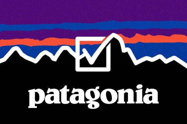 Patagonia Logo - Patagonia Endorses Senate Candidates for First Time in Its History | GQ