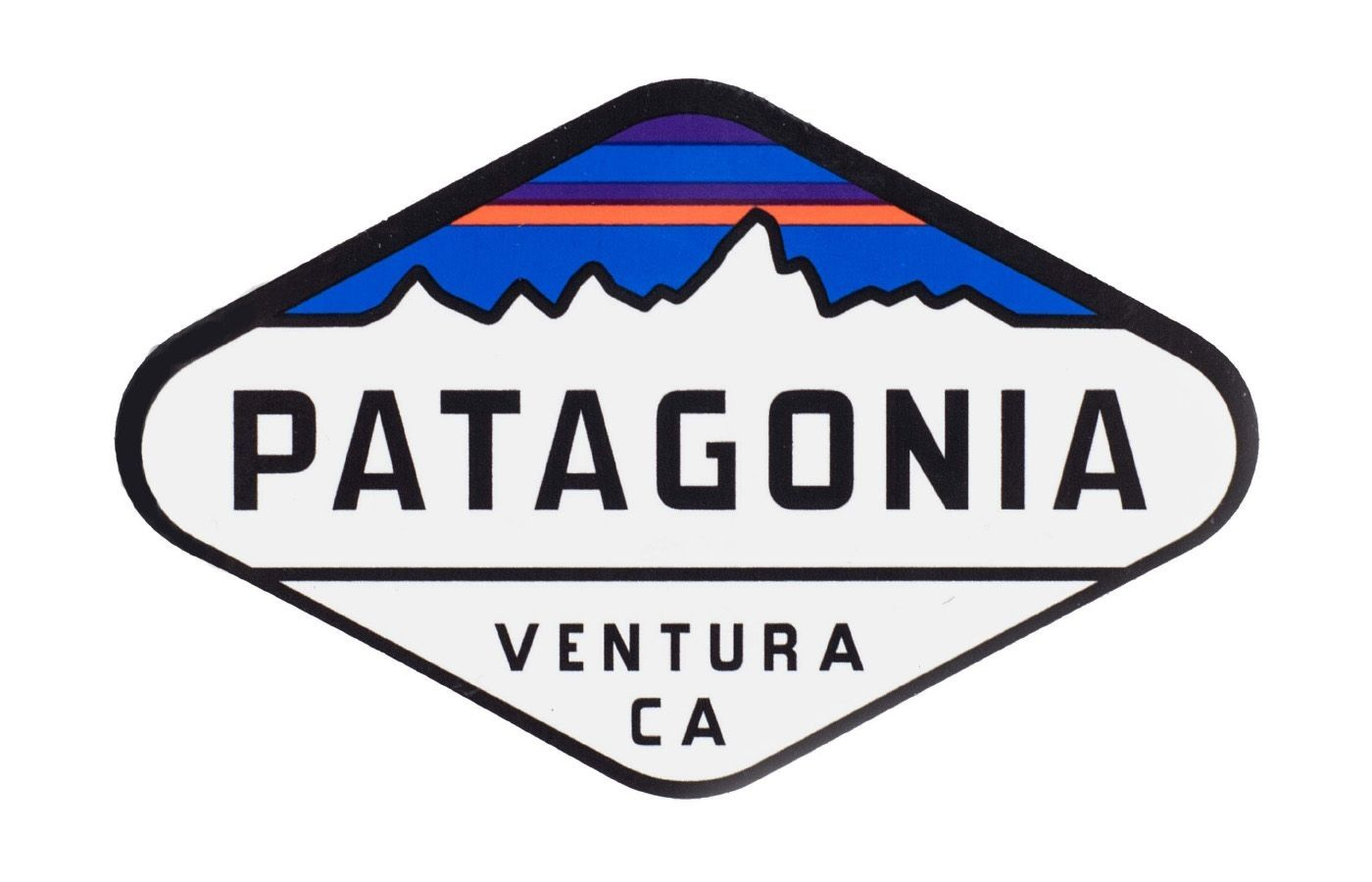 Patagonia Logo - Color Patagonia Logo | All logos world | Pinterest | Logos ...