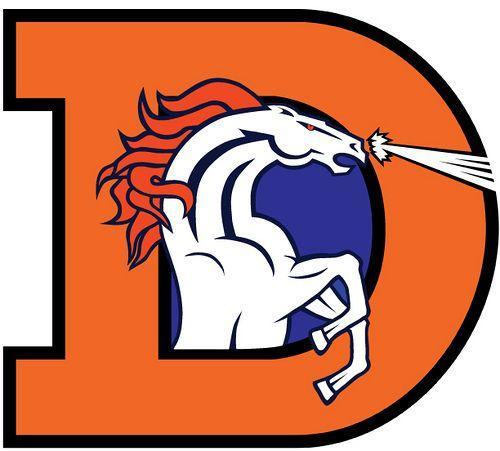 5c595d37 Broncos Old Logo - LogoDix