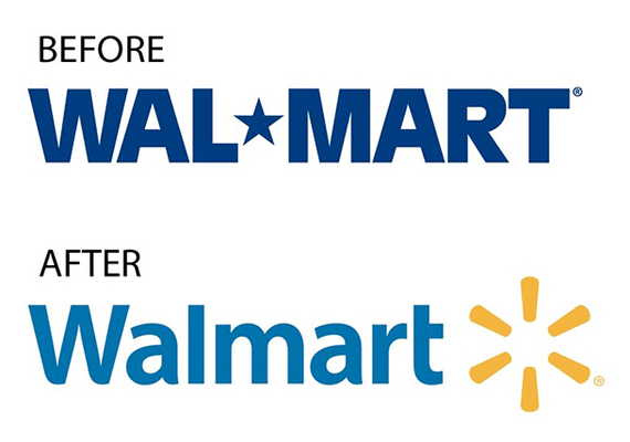 Walmart Logo - How Important Is a Logo to Your Brand's Success? | Industry News ...