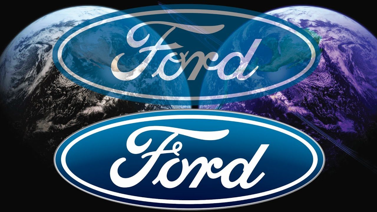 Ford Logo - MANDELA EFFECT - 100% PROOF OF FORD LOGO CHANGE