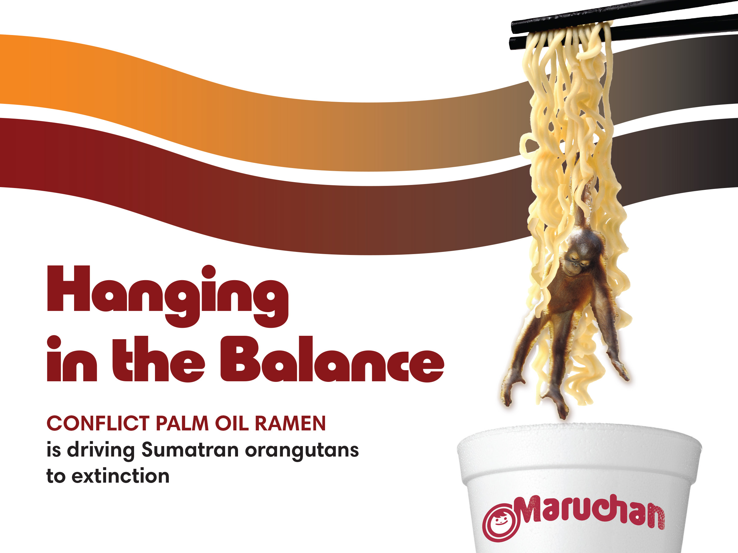 Maruchan Logo - Maruchan Responds To Pressure In An Instant: But Its New Palm Oil ...