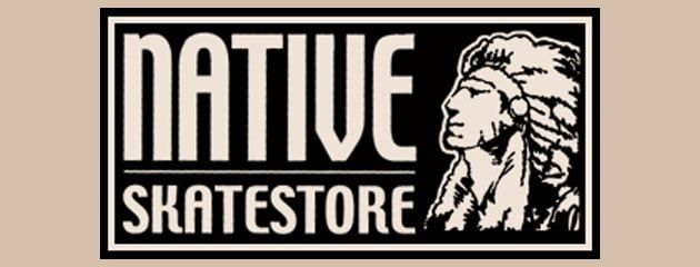Skateboard Clothing Brands Logo - Native Skate Store | Skateboard Shop | Clothing, Shoes & Equipment