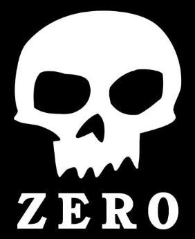 Skateboard Clothing Brands Logo - Zero Skateboard Brand Logo | Skateboard & Surf Clothing Brands ...