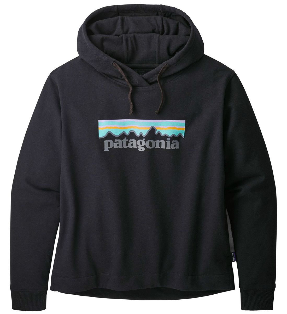 Patagonia Logo - Maura's New Favorite Patagonia Hoodie Is Made Using Exactly 14.9 ...