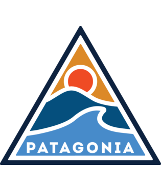 Patagonia Logo - Stickers and Decals – Tagged