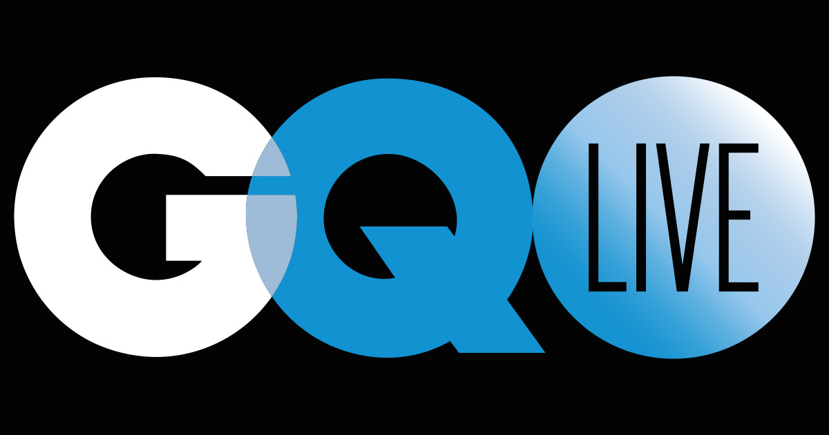 GQ Logo - GQ LIVE 2018: Get Tickets and Event Details Now