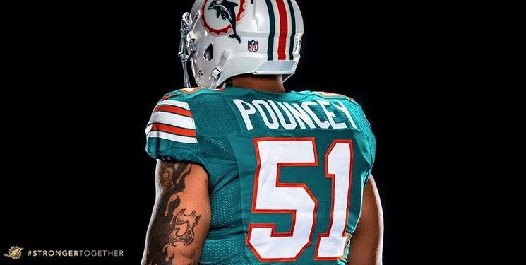 Dolphins Old Logo - Dolphins Bring Back Old Logo and Throwback Uniforms for One Game ...