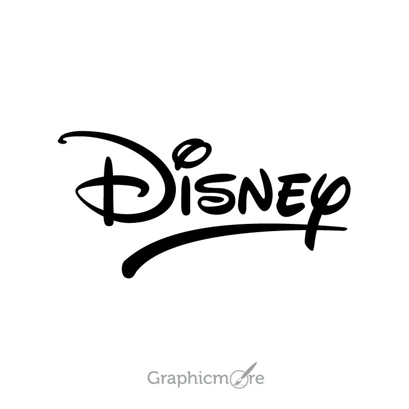 Disney Logo - Disney Logo Design - Download Free PSD and Vector Files - GraphicMore