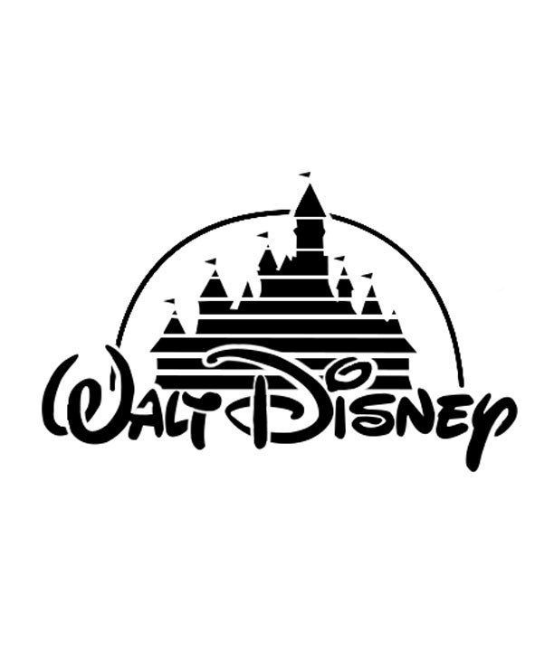Disney Logo - 18 Insanely Clever Pop Culture Stencils To Up Your Pumpkin Carving ...