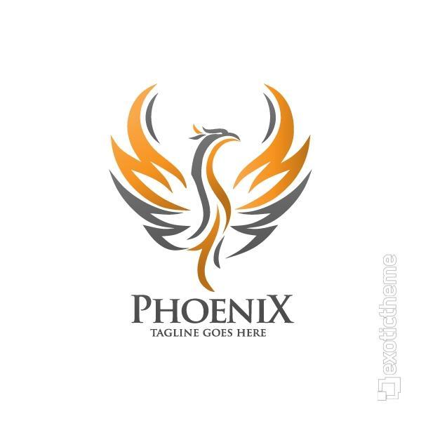 Phoenix Bird Logo Logodix