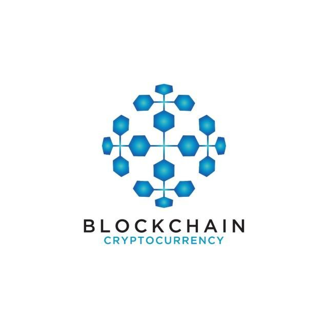 Blockchain Logo - Blockchain logo design template Template for Free Download on Pngtree