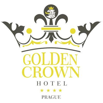 Yellow Gold Crown Logo - Book a room