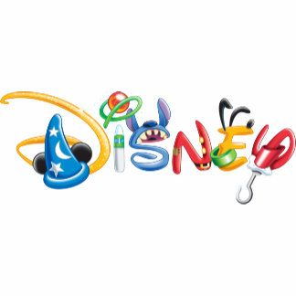 Disney Logo - Disney's Logos & Letters: Official Merchandise at Zazzle