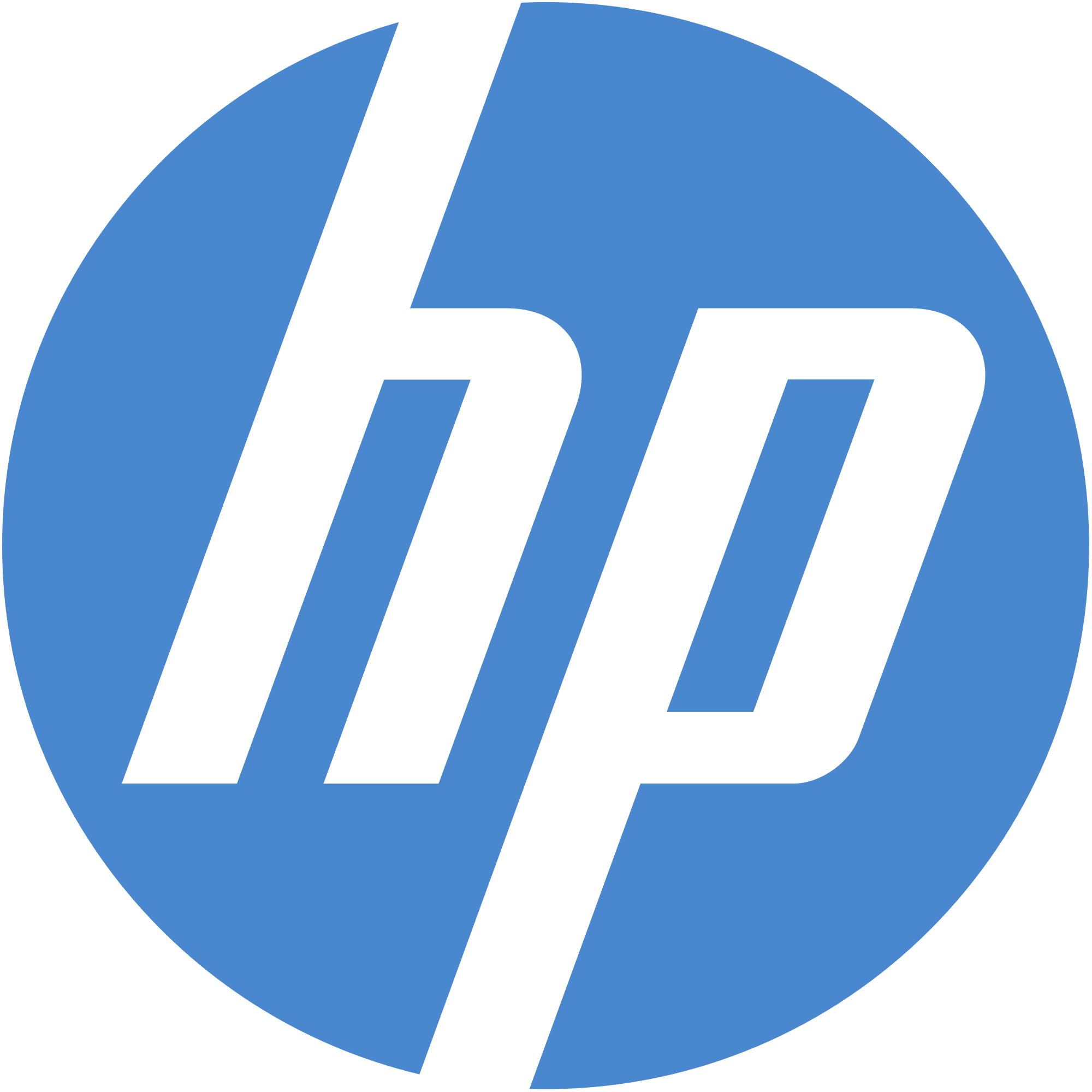 HP Logo - File:HP New Logo 2D.svg - Wikimedia Commons