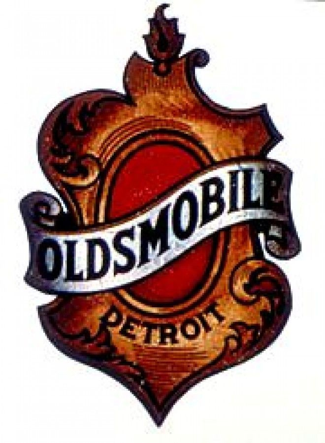 Oldsmobile Logo - Original Oldsmobile Logo Original (1887-1919) The traditional crest ...